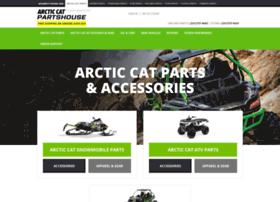 arcticcatpartshouse.net
