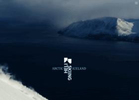 arcticheliskiing.com
