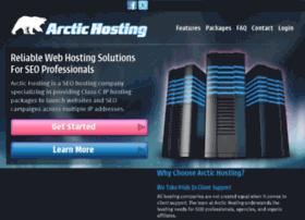 arctichosting.com