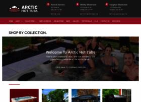 Arctichottubs.com