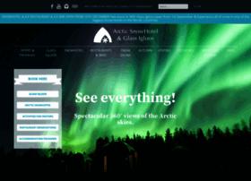arcticsnowhotel.fi