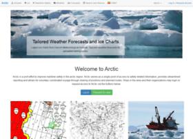 Arcticweb.e-navigation.net