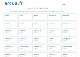 arcus.fr