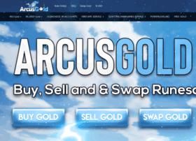 arcusgold.com