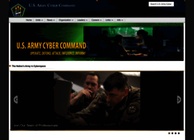arcyber.army.mil