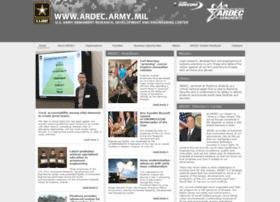 ardec.army.mil