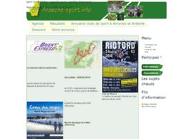 ardeche-sport.info