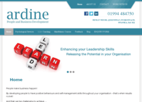 Ardine-training.co.uk
