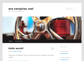 are-vampires-real.com