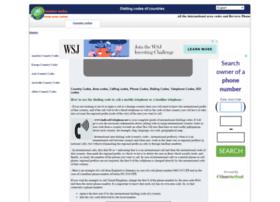 area-dialing-codes.com