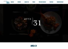 area31restaurant.com