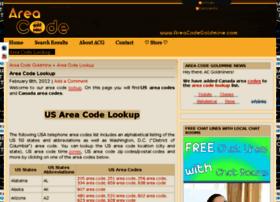 areacodegoldmine.com