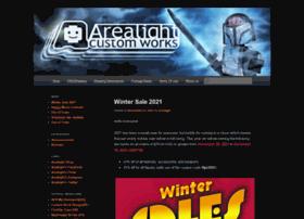arealightcustoms.com