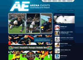 arena-events.co.za