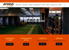 arenaalicante.com