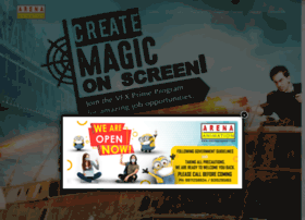 arenaanimationgurgaon.com