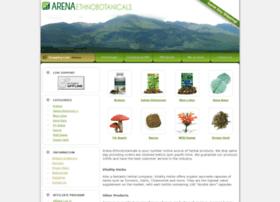 arenaethnobotanicals.com