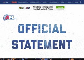 arenafootball.com