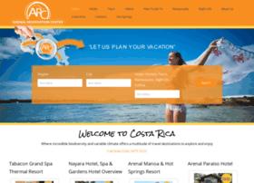 arenalreservationcenter.com