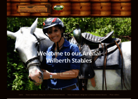 arenalwilberthstable.com