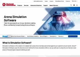 arenasimulation.com