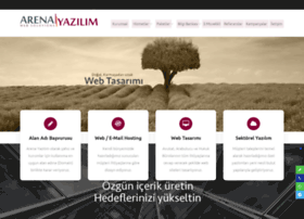 arenayazilim.com