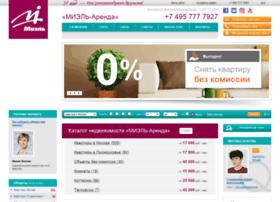arenda.miel.ru