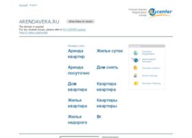 arendavera.ru