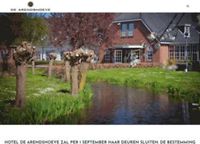 arendshoeve.nl