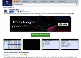 ares-destiny.malavida.com