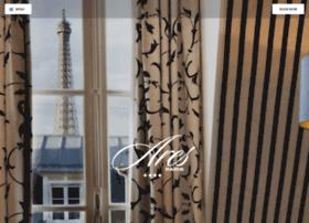 Ares-paris-hotel.com
