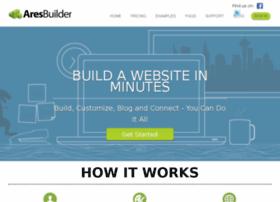 aresbuilder.com