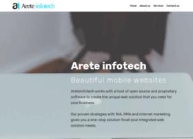 areteinfotech.com