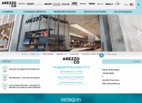 arezzoeco.com.br
