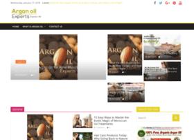 arganoilexperts.com