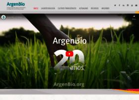 argenbio.org