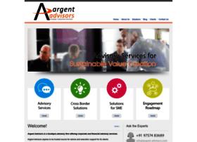 argent-advisors.com