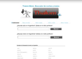 argentina.autothalom.com