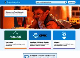 argentina.gov.ar