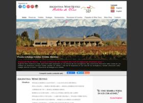 argentinawinehotels.com