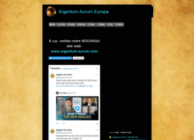 argentum-aurum.blogspot.com