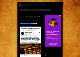 argentum-aurum.blogspot.fr