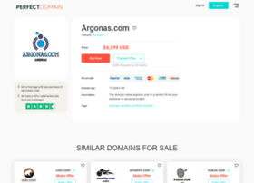 argonas.com