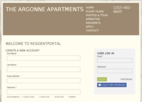 argonne.residentportal.com