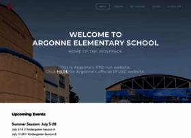 argonnesf.org