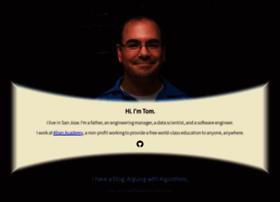arguingwithalgorithms.com