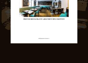 argument-restaurant.cz