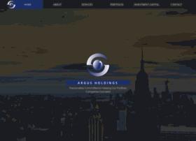 argus-holdings.com