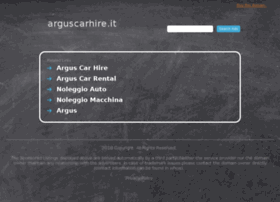 arguscarhire.it