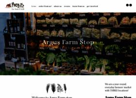 argusfarmstop.com